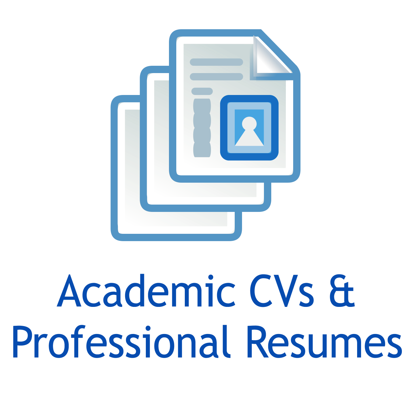 academic cv and professional resum writing